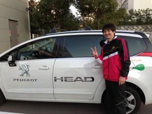 HEAD車