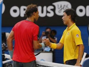 テニス=全豪で錦織下したナダル、「勝利の価値大きい」